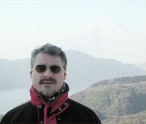 Matthias Koch privat mit Fujisan